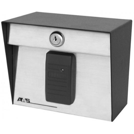 AAS PROX 2000 II Standalone Proximity Card Reader HID