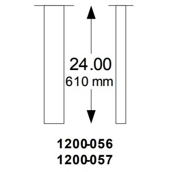 Doorking 1200-057 In-ground Adapter