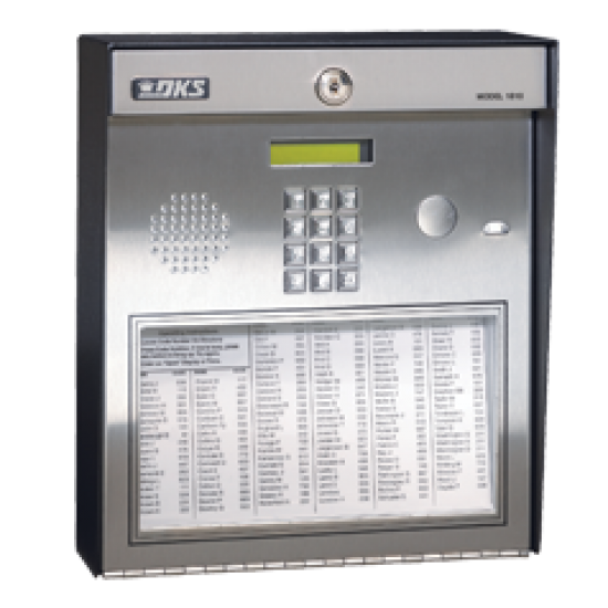 DoorKing 1810 Telephone Entry System