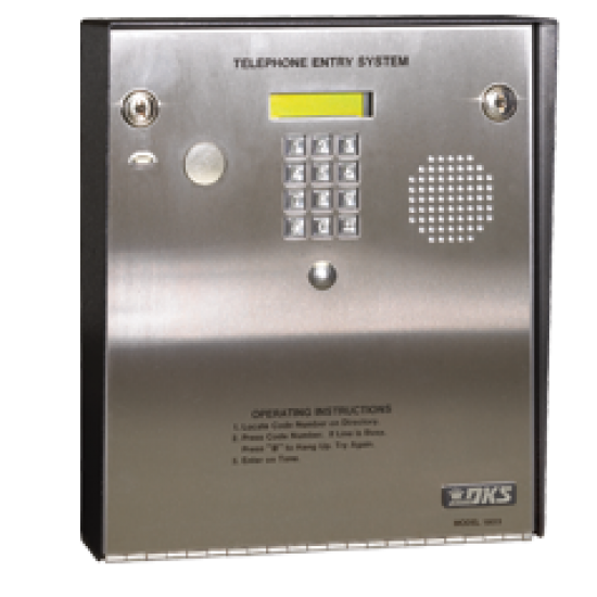 Doorking 1833 PC Programmable Telephone Entry