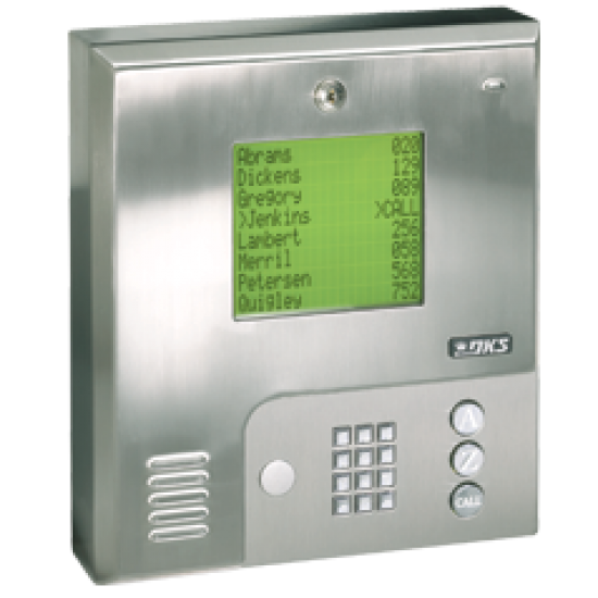 Doorking 1837 PC Programmable Telephone Entry