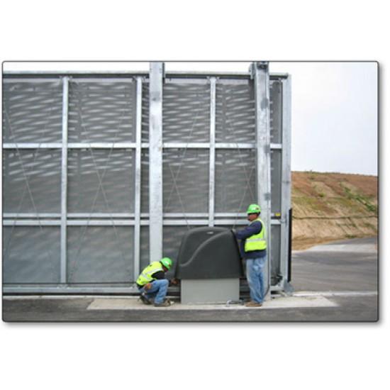 DoorKing 9530 Maximum Security Slide Gate Operator