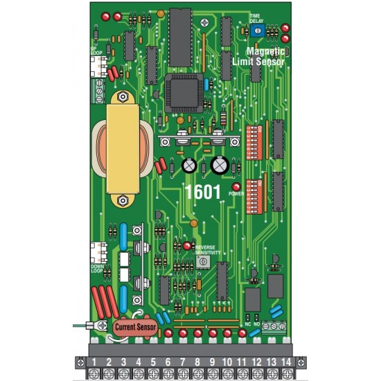 Doorking Control Board 1603