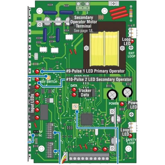 Doorking Control Board 6050