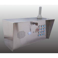 ECGO Cell Entry W/ Keypad