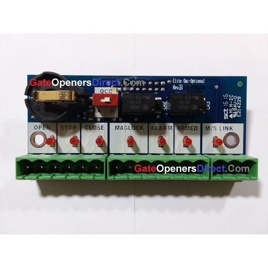 Liftmaster Elite OMNIEXB Omni Option Control Board