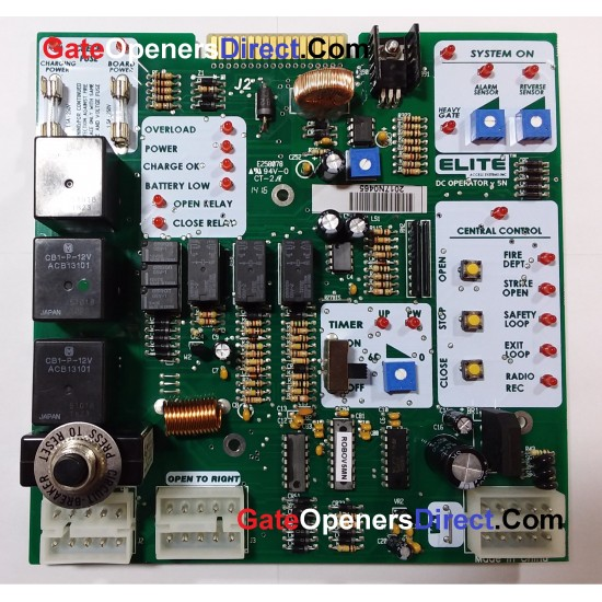 Liftmaster Elite Q206 Robo Replacement Control Board