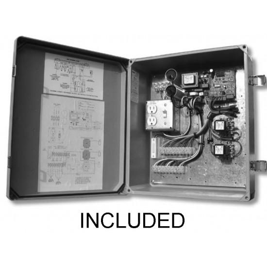 FAAC 400 CBAC Dual Gate Opener
