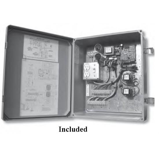 FAAC 422 CBAC Dual Leaf Swing Gate Opener