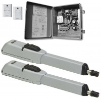 FAAC 415 High Voltage Dual Leaf Gate Opener (Master/Slave) (120 Volts AC)