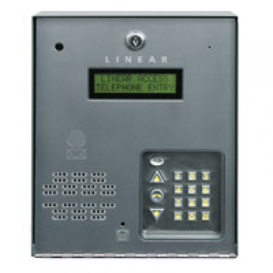 Linear AE-100 Series Commercial Telephone Entry