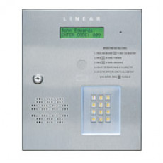 Linear AE-500 Telephone Entry