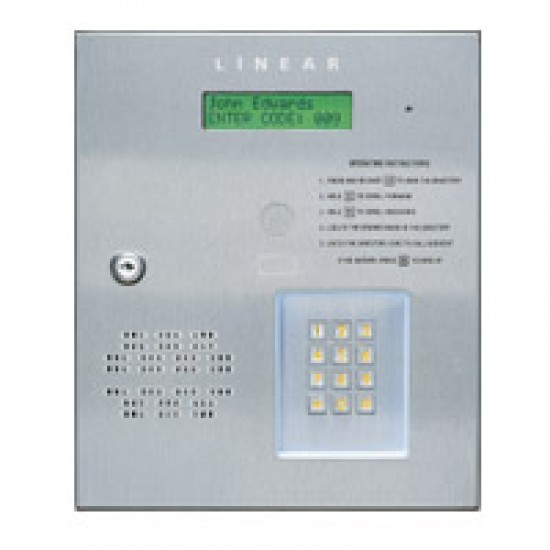 Linear AE-500 Telephone Entry