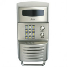 Linear RE-1N Residential Telephone Entry System (Nickel)