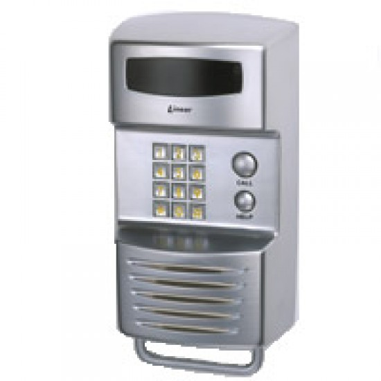 Linear RE-1SS (Stainless Steel) Residential Telephone Entry System
