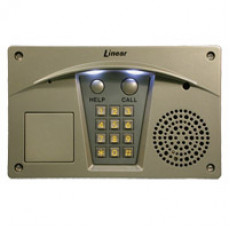 Linear RE-2N Telephone Entry System (Nickel)
