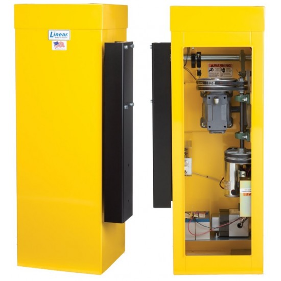 OSCO BGUD  Barrier Gate Operator w/Battery Backup