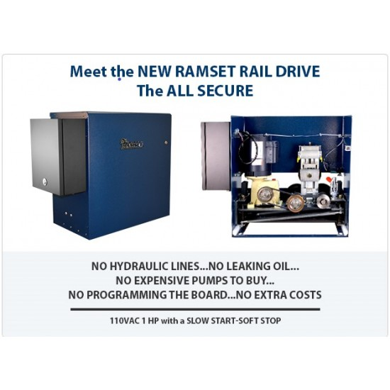 RamSet Rail Drive