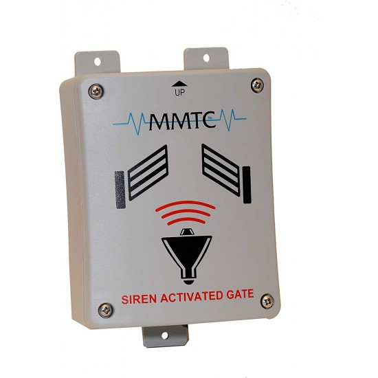 Siren Operated Systems SAG-M Siren-Operated Sensor