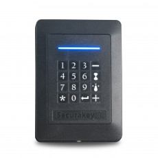 SecuraKey ET-SR-X-K Smart Card Reader with Keypad