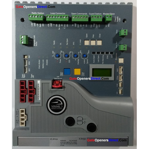 Viking G 5nx Replacement Control Board 2nd Gen