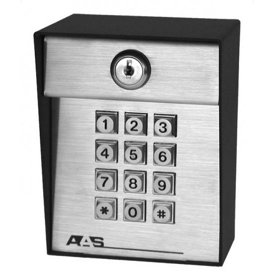 AAS Advantage DKE 26-100L Keypad