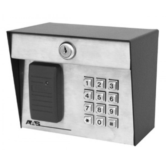 AAS StandAlone Proximity / Key Pad Combination