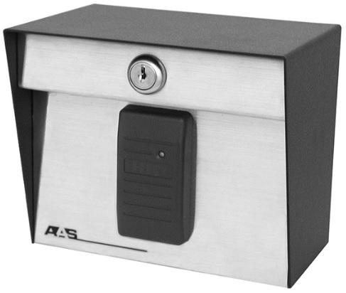 AAS Proximity Card Reader For Gate Openers