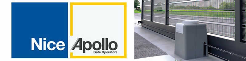 Nice Apollo Gate Operators