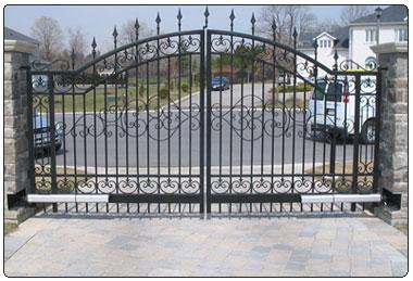 Dual Swing Gate Operators Gate Openers Direct