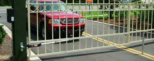 Linear Commercial Gate Operators